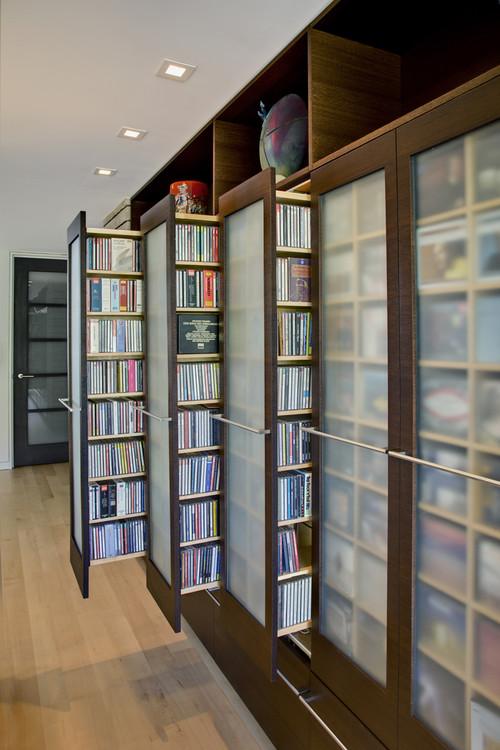 media shelf plans