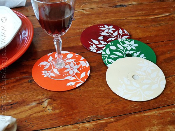 Poll favorite dvd recycling idea the blog - Top uses for old cds and dvds unbounded ideas ...