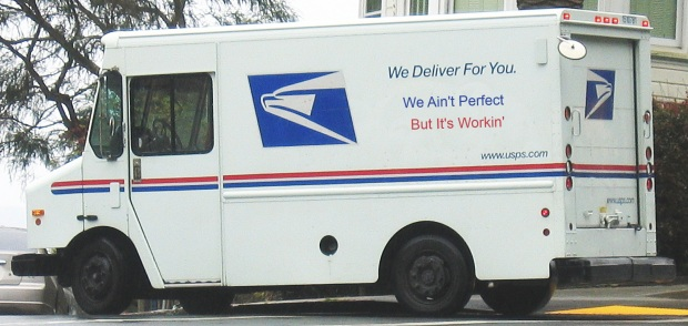 USPS - we aint perfect but its working